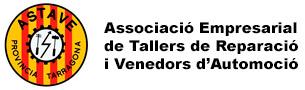 logo de ASTAVE -  Associació empresarial de tallers de reparació  i venedors d´elements d´automoció