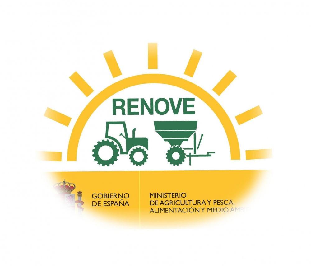 PLAN RENOVE 2019 DE MAQUINARIA AGRICOLA.