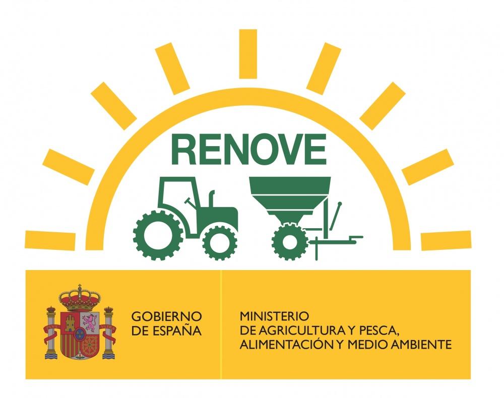 PLAN RENOVE 2020 MAQUINARIA AGRARIA.