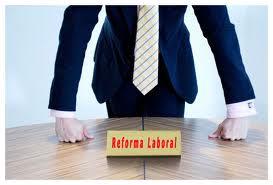 INFORME SOBRE LA REFORMA LABORAL 2012.