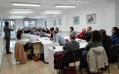 XERRADA INFORMATIVA 14/03/2018. SOBRE L'ENTRADA EN VIGOR DEL NOU REGLAMENT DE PROTECCIÓ DE DADES -DOSSIER-