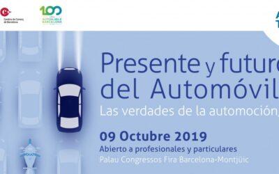 JORNADA AUTOMOBILE TALKS -OCTUBRE 2019-